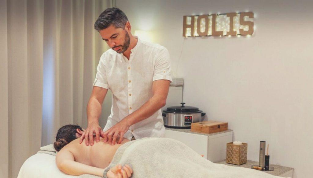 Holis Bodywork - Consulta masajes Barcelona - 2