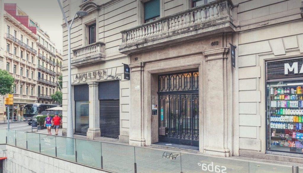 Holis Bodywork - Consulta masajes Barcelona - 1