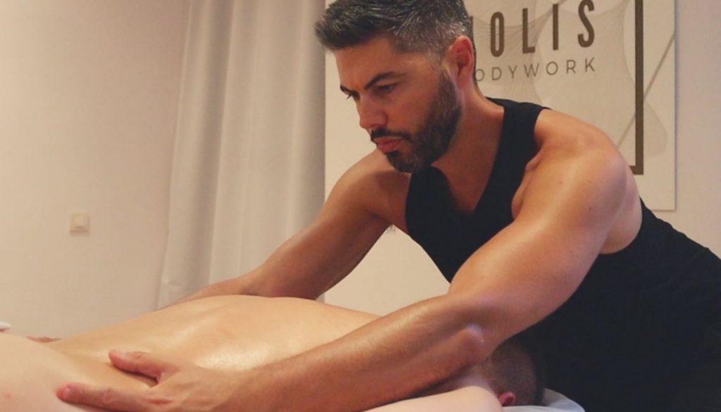 Holis Bodywork Masajes Barcelona