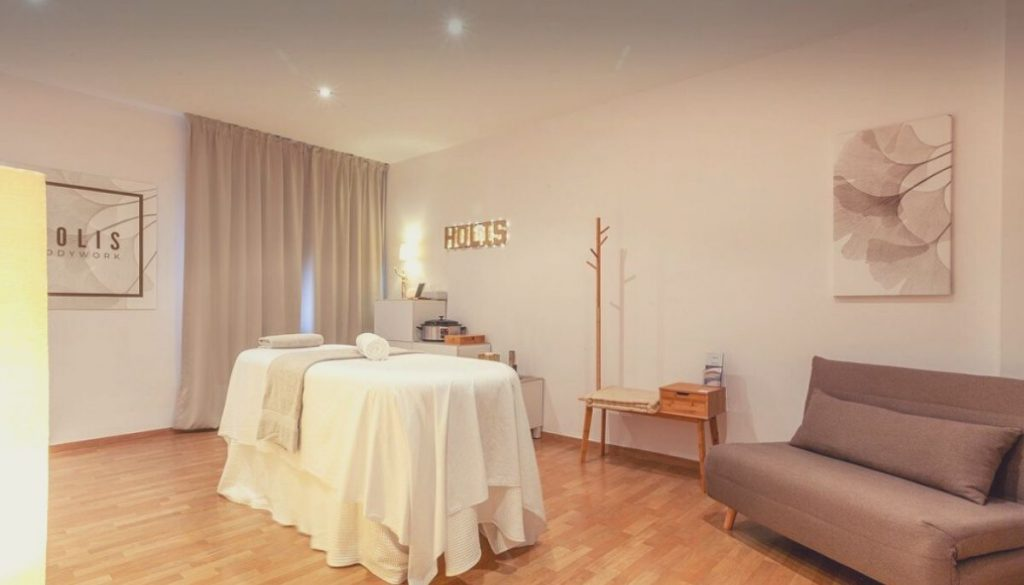 Holis Bodywork - Consulta masajes Barcelona - 6