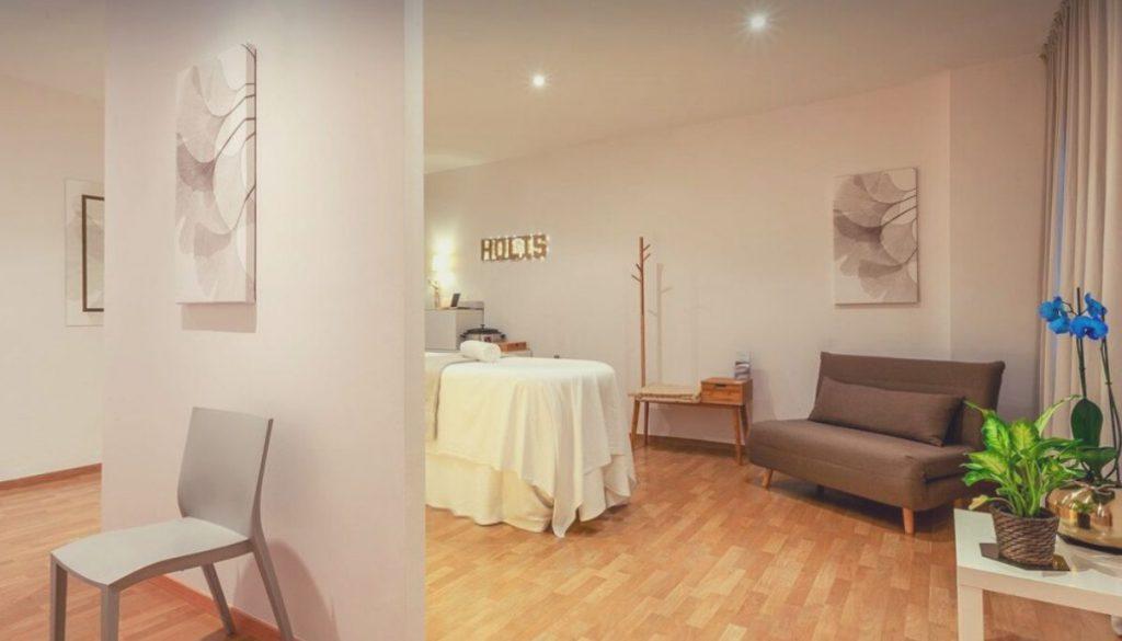 Holis Bodywork - Consulta masajes Barcelona - 5