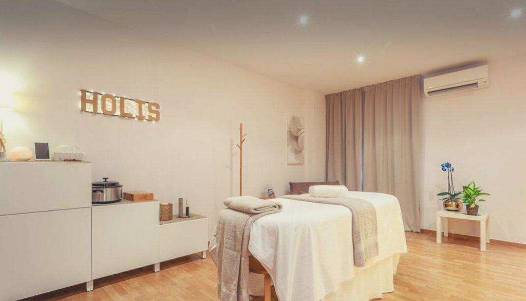 Holis Bodywork - Consulta masajes Barcelona - 4