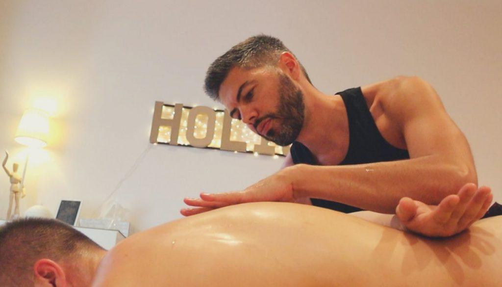 Masajes Holis Bodywork Barcelona